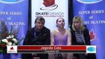 Junior Women Free Program - 2020 belairdirect Skate Canada BC/YK Sectionals Super Series (29)