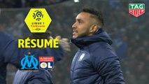 Olympique de Marseille - Olympique Lyonnais (2-1)  - Résumé - (OM-OL) / 2019-20
