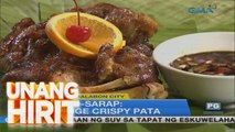 Unang Hirit: Pasko-Sarap: Orange Crispy Pata!