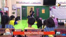 ON THE SPOT: National Children's Month, ipagdiriwang ngayong buwan