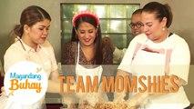 Team Momshies make Vigan Longganisa   Magandang Buhay
