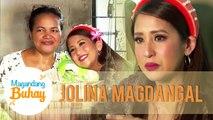 Momshie Jolina gets teary-eyed as she appreciates the loom weavers in Vigan   Magandang Buhay