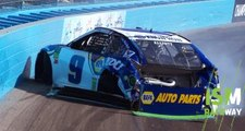 Elliott crashes as Championship 4 hopes end at Phoenix