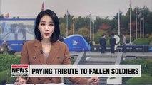 Int'l memorial ceremony held in Busan to honor Korean War veterans