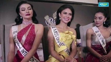 Miss Universe Philippines 2019 Gazini Ganados on Georgia's Heartbeat Bill