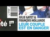 Julie Gayet, François Hollande, leur couple en danger (photo)