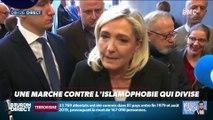 Président Magnien ! : Une marche contre l'islamophobie qui divise - 11/11