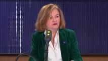 """""""Trop longtemps on a mis la question migratoire sous le tapis... Ceux qui sont sur notre sol, on ne va pas continuer à se demander comment ils y sont arrivés, il faut arriver à les intégrer"""", déclare l'eurodéputée Nathalie Loiseau"""