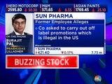 Sun Pharma former employee allegations: Prabhudas Lilladher on the stock performance