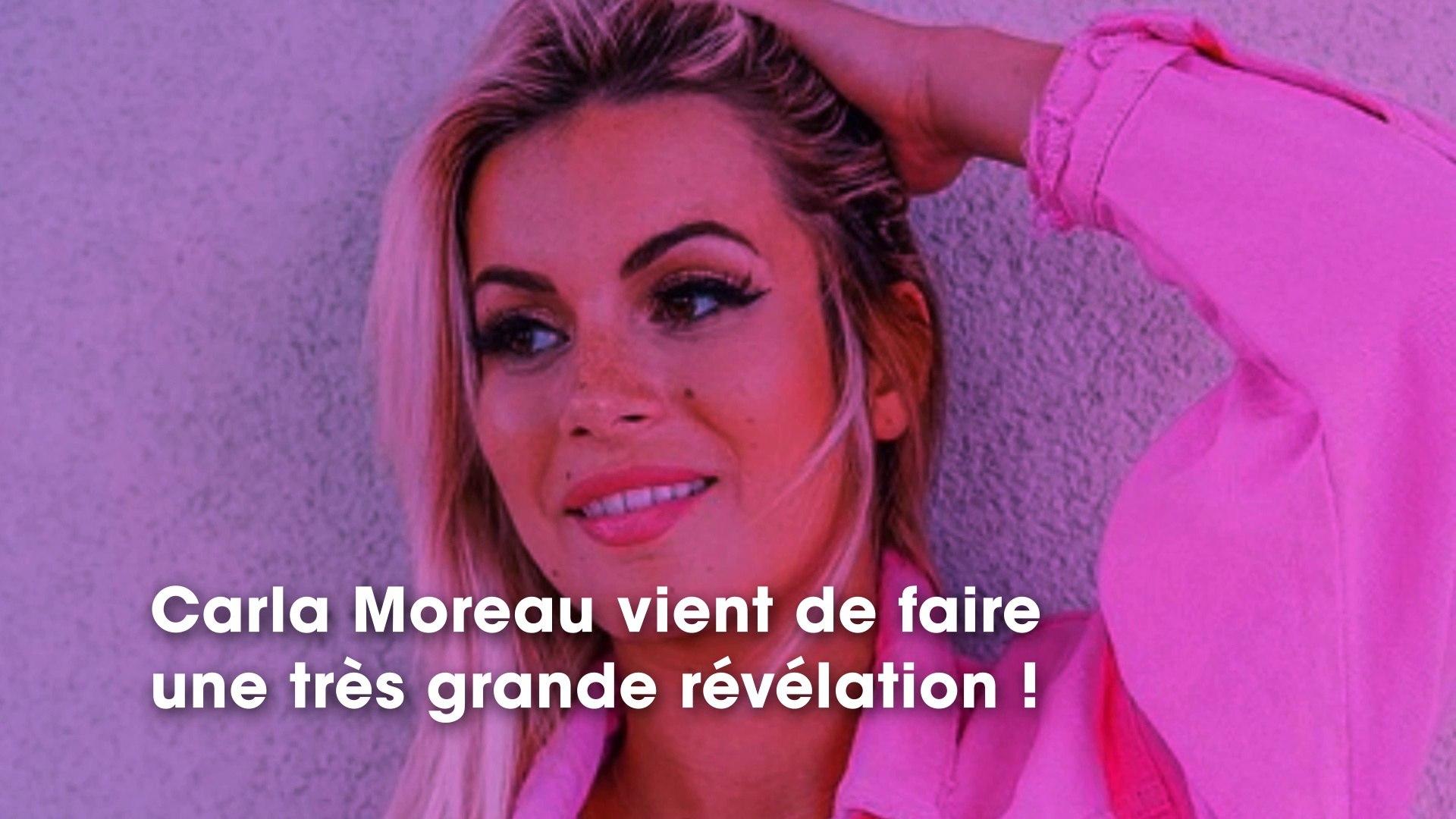 Carla Moreau Annonce La Sortie De Son Livre