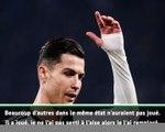 12e j. - Ronaldo contrarié par son remplacement ? Sarri en est ravi !