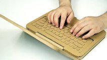 How to Make Apple MacBook Pro from Cardboard