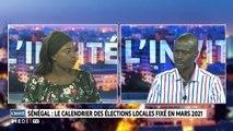 Ndiaga Sylla- sénégal : le calendrier des élections locales fixé en Mars 2021 - 11/11/2019