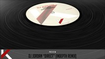 Dj Jordan - Direct (Indepth Remix) - Official Preview (Autektone Dark)