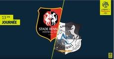 Stade Rennais FC - Amiens SC ( 3-1 ) - Résumé