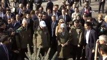 Cumhurbaşkanı Erdoğan ve Eşi Emine Erdoğan Fidan Dikim Törenine Katıldı