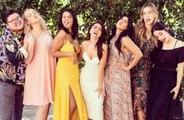 Sarah Hyland has 8 bridesmaids