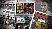 Tout Madrid s'enflamme pour Eden Hazard, Pep Guardiola moqué dans la presse anglaise