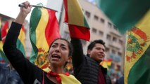 President Morales of Bolivia resigns amid protests and allegations of election fraud