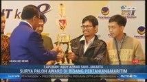 Ada Empat Pemenang Surya Paloh Award di Bidang Pertanian dan Maritim