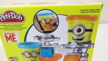 Play Doh Despicable Me Minions Stamp and Roll Playset--