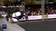 [스포츠 영상] BMX 프리스타일 세계 챔피언의 묘기
