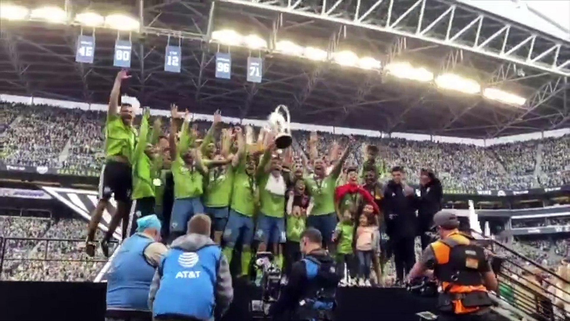 Football - The Seattle Sounders Win The 2019 MLS Cup Title