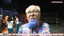 Aix-en-Provence : un spectacle pour payer une nouvelle ambulance à la Croix-Rouge