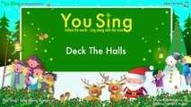 Kidzone - Deck The Halls (Sing Along Backing Track)