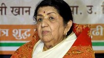 Lata Mangeshkar admitted to Breach Candy Hospital after breathing difficulties | FilmiBeat