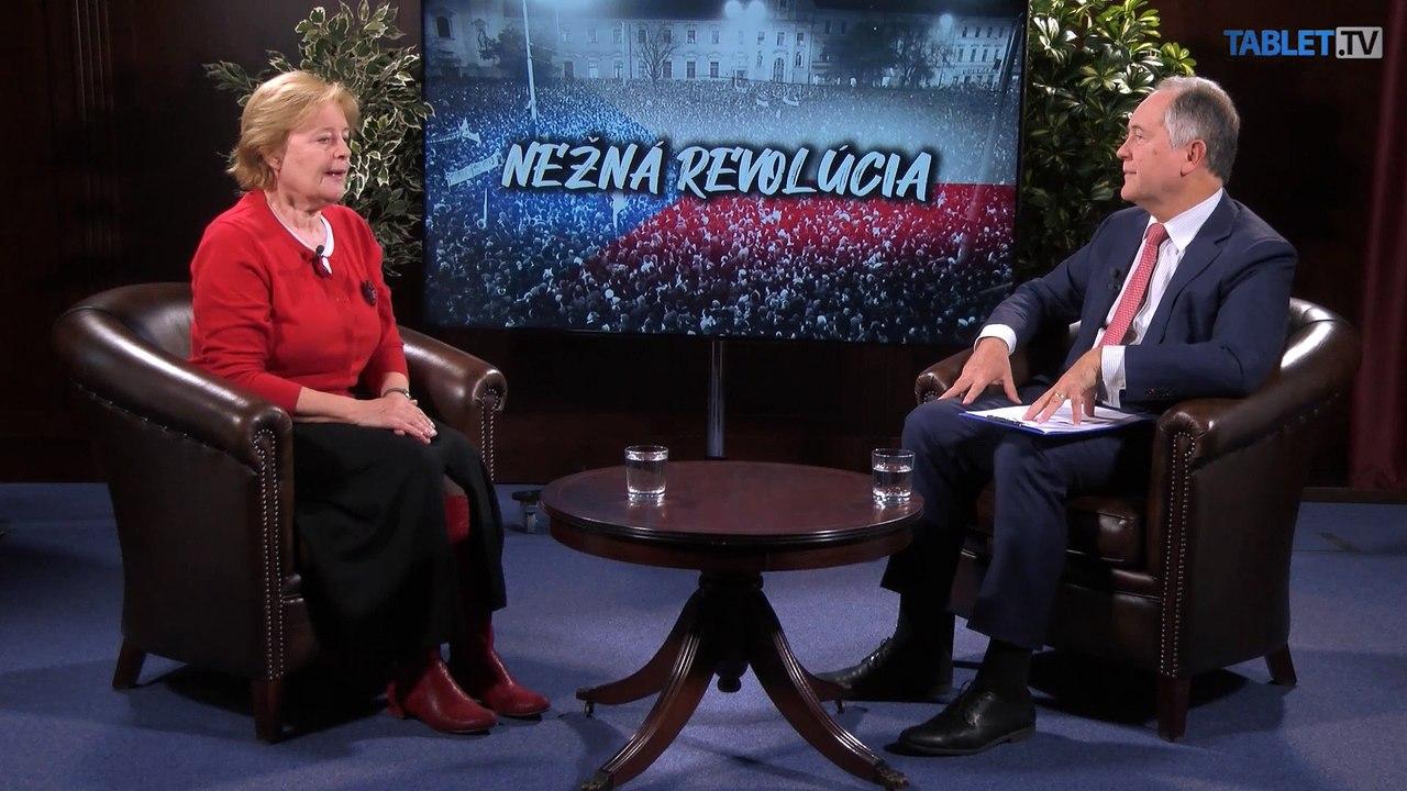 OSOBNOSTI NEŽNEJ REVOLÚCIE - Úloha Dubčeka a Havla