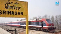 Train services in Kashmir valley to resume from tomorrow