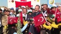 Bakan Soylu, Fidan Dikim Etkinliği'ne katıldı - ŞIRNAK