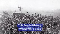 When WW1 Ended