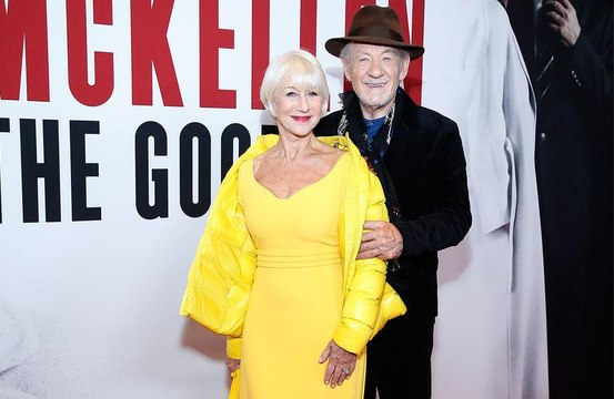 Helen Mirren wants to be de-aged in a film