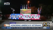 Phoenix holding annual Veterans Day parade