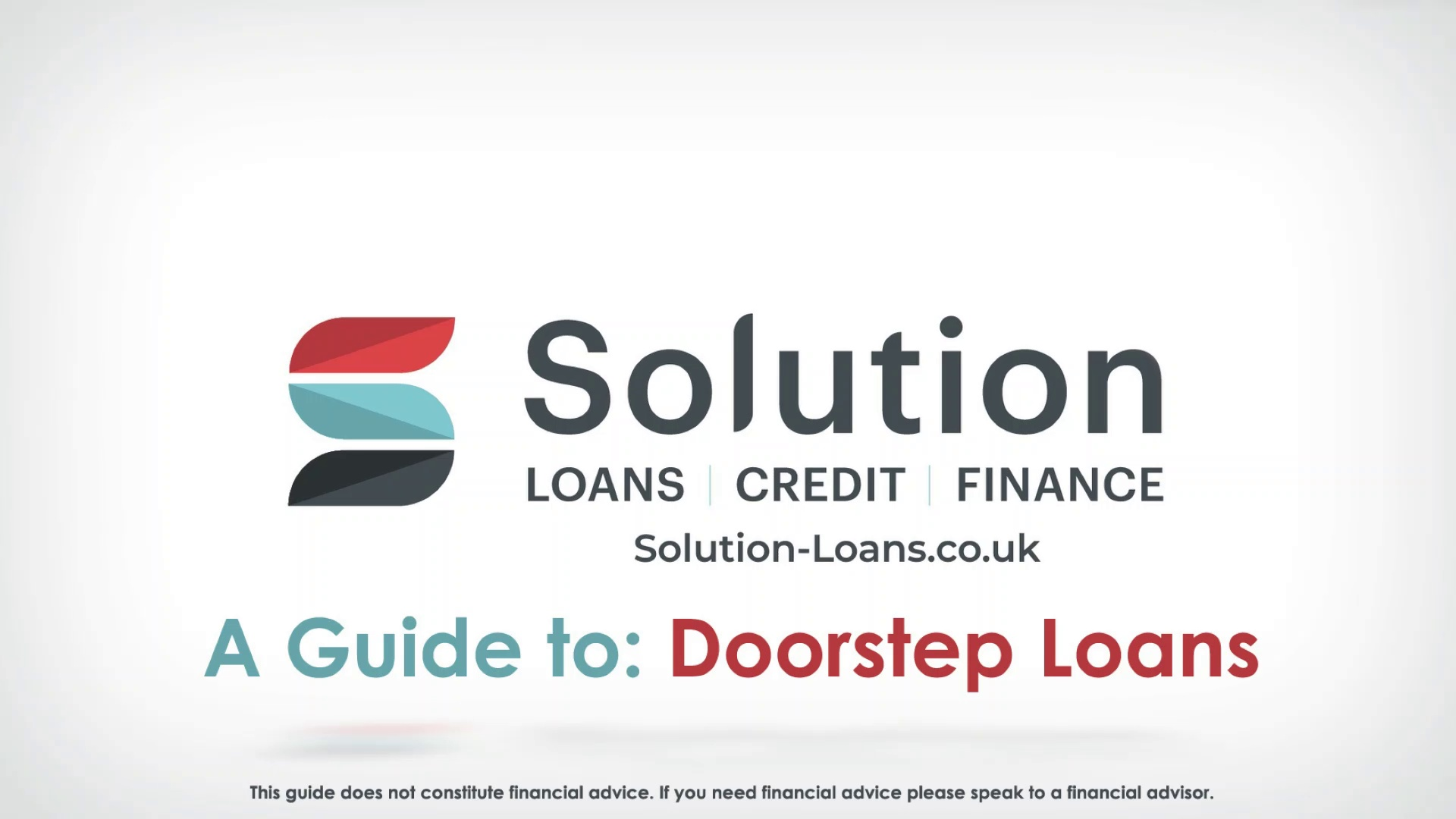 In-depth guide to Doorstep Loans and other small cash loans