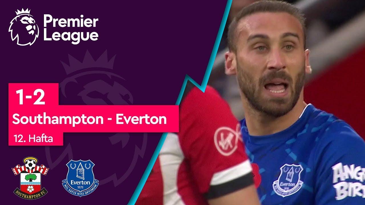 Southampton - Everton (1 -2) - Maç Özeti - Premier League 2019/20