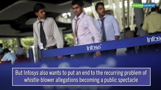 Exclusive | Infosys looking to beef up whistleblower probe; insider trading not suspected
