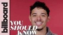 You Should Know: Anthony Ramos | Billboard
