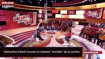 """Clémentine Célarié raconte un moment """"horrible"""" de sa carrière (vidéo)"""