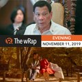 Duterte's 3-day 'leave' not pushing through | Evening wRap