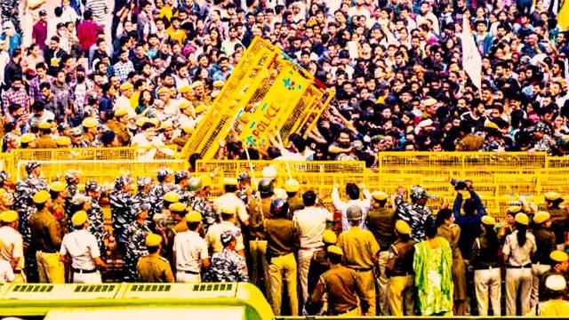 JNU Protest | விடாமல் போராடும் மாணவர்கள்... ஜேஎன்யூ போராட்டத்திற்கு காரணம் என்ன ?
