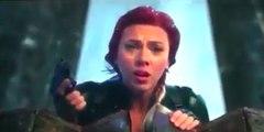 Black Widow : Avengers Endgame deleted scene - Scarlett Johansson