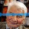 """Raymond Poulidor raconte comment il est devenu """"Poupou"""""""