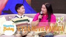 Momshie Novie's birthday message for Cyd | Magandang Buhay