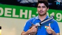 Saurabh Chaudhary clinches silver at 14th Asian Championship