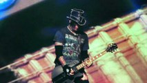 DJ Ashba Guitar Solo (Ballad of Death) - Guns N' Roses (live)