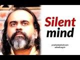 Acharya Prashant on Ramana Maharishi - What is a Silent mind?