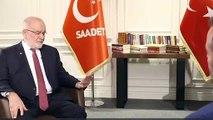 Temel Karamollaoğlu'ndan Fatih Erbakan açıklaması: Peygamberlik de, mürşidlik de...